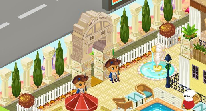 Grandiose Cafe  Entrance-1