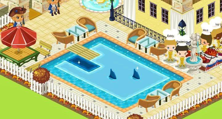 Grandiose Cafe  Pool-1
