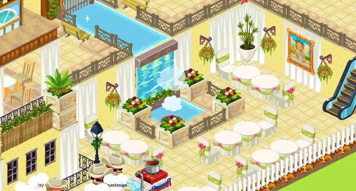Grandiose Cafe  Waterfall-1