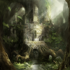 The Magistrate of the Tempest Runewars-elven-castle-1