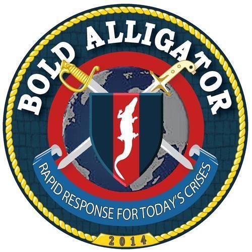 La Armada de México participará en el ejercicio multinacional Bold Alligator 2014 10532355_507965312640460_8974518902999973482_n_zps7f1c4c31