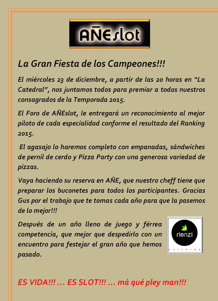 MIER 23 DIC ▬ FIESTA DE CAMPEONES ▬ RESERVE SU LUGAR Fiesta%20Campeones-Anuncio_zpslsg5ydom