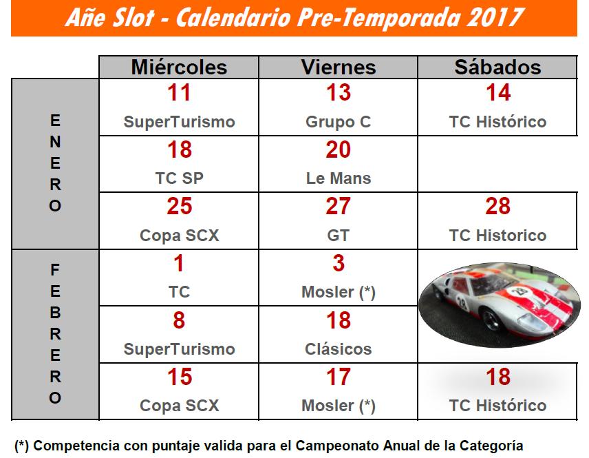 CALENDARIO Pre TEMPORADA 2017 Calendario%20PreTemporada2017_zpsvmaaxuib