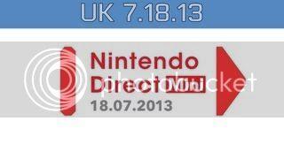 Nintendo Direct Mini: Europe (07/18/13)