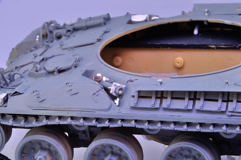 Opération Daguet 1991 [AMX-30, Heller - 1/35] - Page 2 Amx-30-rectifier-2