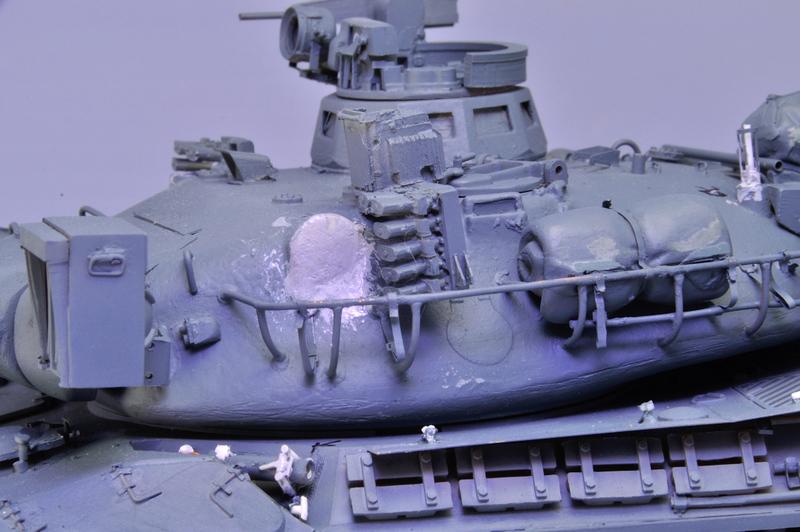 Opération Daguet 1991 [AMX-30, Heller - 1/35] - Page 2 Amx-30-rectifier-3