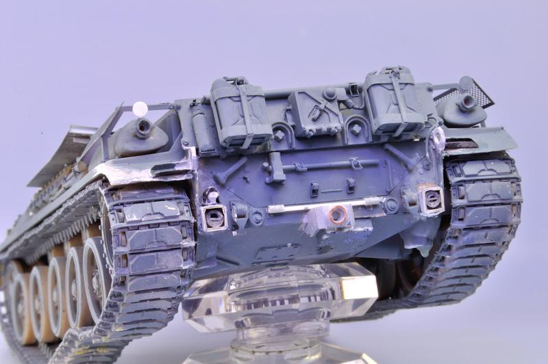 Opération Daguet 1991 [AMX-30, Heller - 1/35] - Page 2 Amx-30-rectifier2