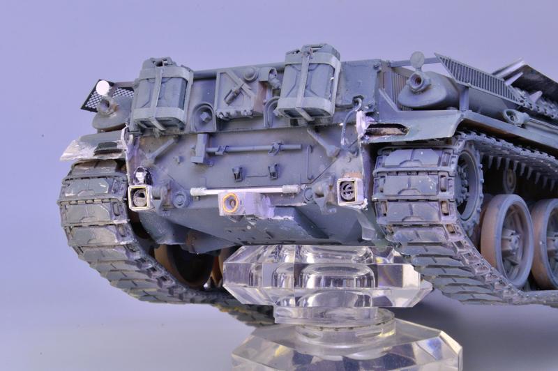 Opération Daguet 1991 [AMX-30, Heller - 1/35] - Page 2 Amx-30-rectifier3