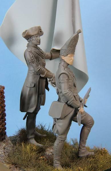 Grenadier 18th Foot  et officier porte drapeau (ensign)- Enfin terminé ! PHOTOS FINALES - Page 2 18thfoot10_zpsbca8506c