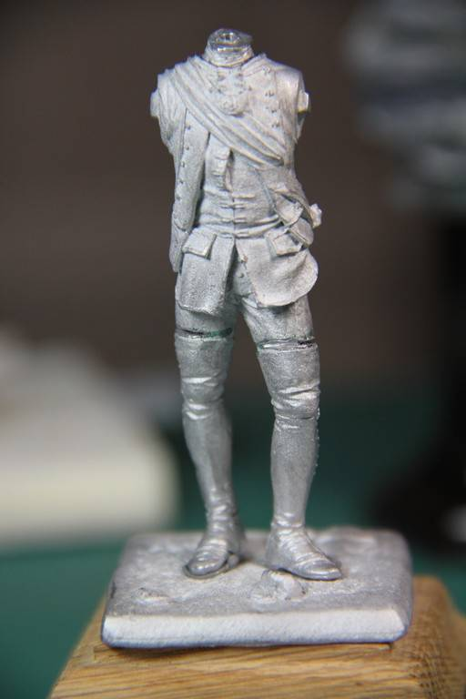 Grenadier 18th Foot  et officier porte drapeau (ensign)- Enfin terminé ! PHOTOS FINALES IMG_0427_zps5b513cfd
