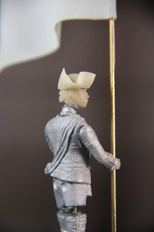 Grenadier 18th Foot  et officier porte drapeau (ensign)- Enfin terminé ! PHOTOS FINALES IMG_0435_zps04ca68cd