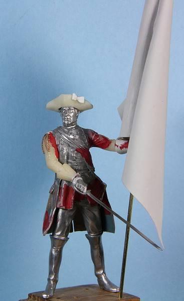Grenadier 18th Foot  et officier porte drapeau (ensign)- Enfin terminé ! PHOTOS FINALES - Page 2 IMG_1652_zpseec13456