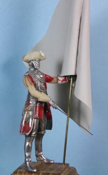 Grenadier 18th Foot  et officier porte drapeau (ensign)- Enfin terminé ! PHOTOS FINALES - Page 2 IMG_1653_zps263b5f20