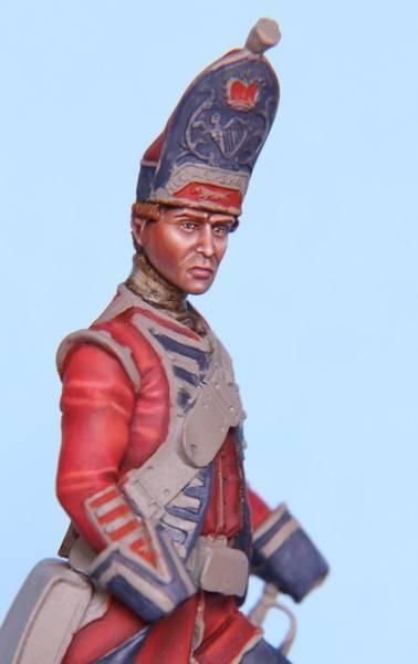 Grenadier 18th Foot  et officier porte drapeau (ensign)- Enfin terminé ! PHOTOS FINALES - Page 3 IMG_2033_zps019a2c7a