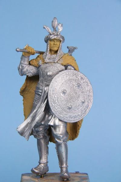 Guerrier Moghol 17-18ème siècle 75mm - Terminé IMG_9033_zps8b902a68
