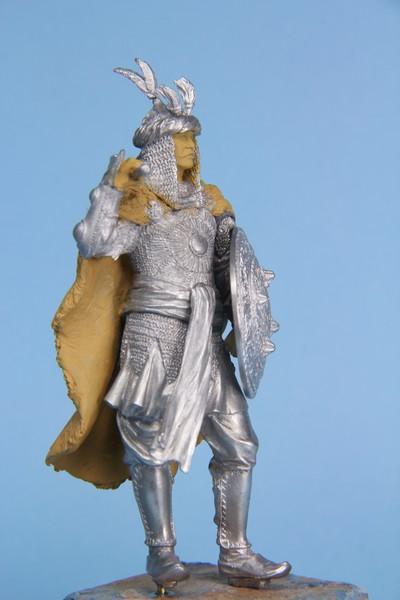 Guerrier Moghol 17-18ème siècle 75mm - Terminé IMG_9034_zps00d089d4