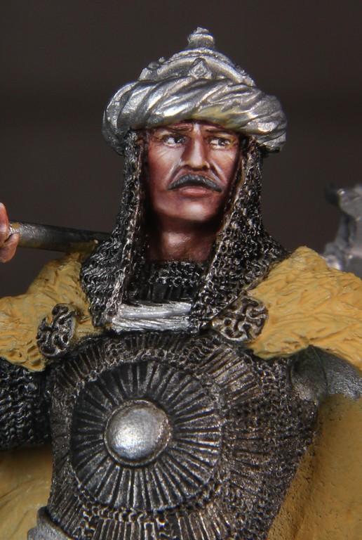 Guerrier Moghol 17-18ème siècle 75mm - Terminé IMG_9067_zps829967f5