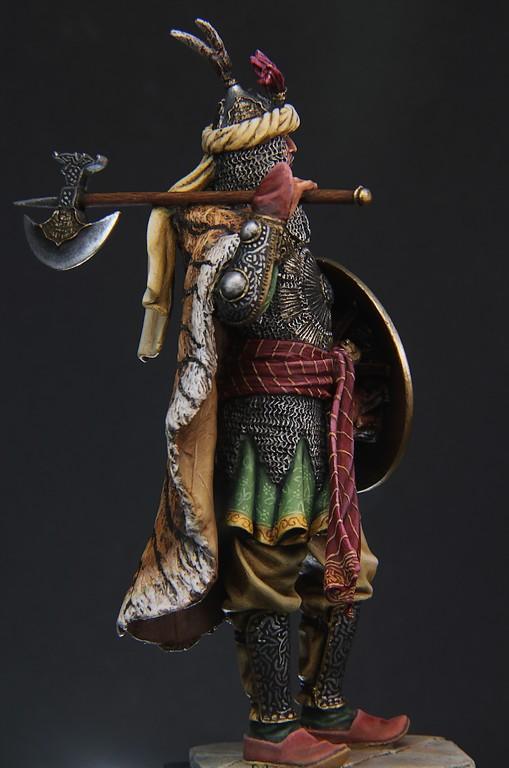 Guerrier Moghol 17-18ème siècle 75mm - Terminé IMG_9630_zps451d4dfc