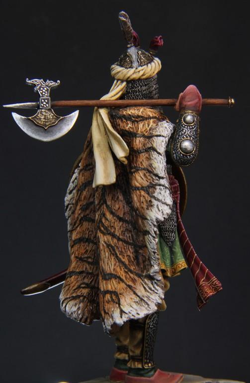 Guerrier Moghol 17-18ème siècle 75mm - Terminé IMG_9631_zps849196ef