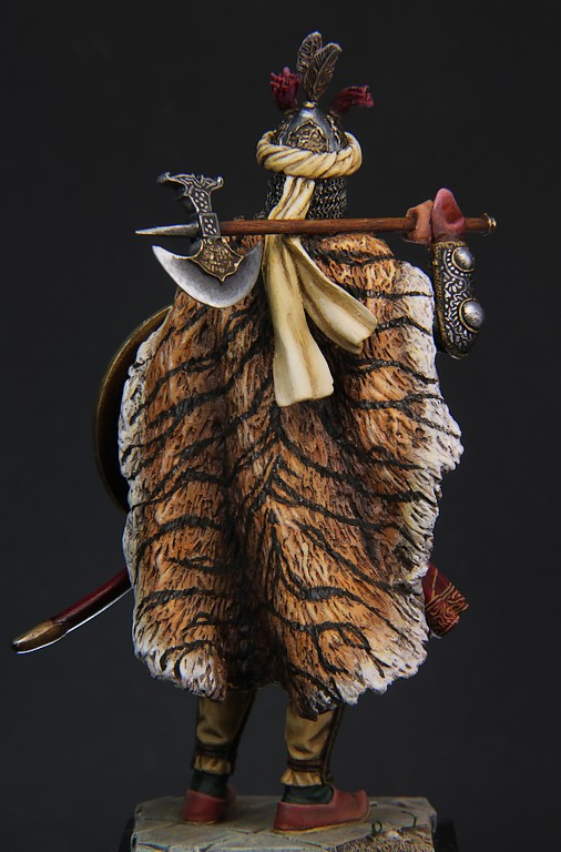 Guerrier Moghol 17-18ème siècle 75mm - Terminé IMG_9632_zps305ff192