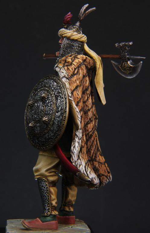 Guerrier Moghol 17-18ème siècle 75mm - Terminé IMG_9634_zps7c01f40f
