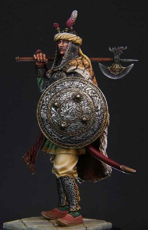 Guerrier Moghol 17-18ème siècle 75mm - Terminé IMG_9635_zpsaad5ac6f