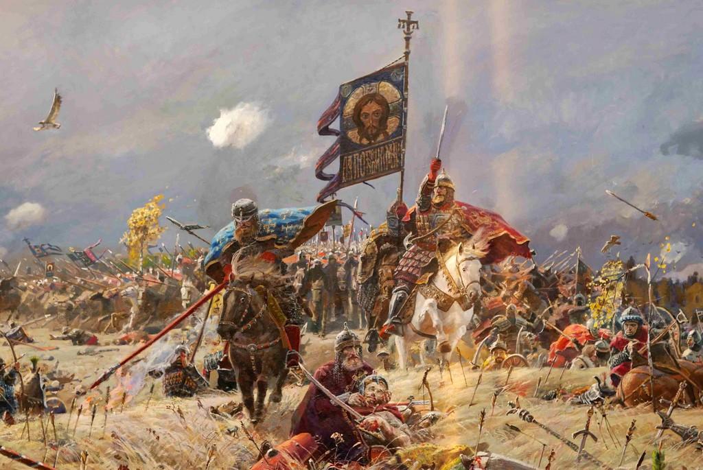Bataille de Kulikovo  1380 -par Marco - Ca y est ! les Photos finales... Copiedecopy_ryzhenkov_pavel_viktorovich_16_kulikovo_field_2005_zpsf4b5f096