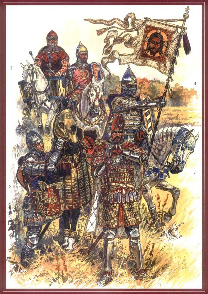 Bataille de Kulikovo  1380 -par Marco - Ca y est ! les Photos finales... Kulikovskaya_bitva_rus1_zps8fe678cb