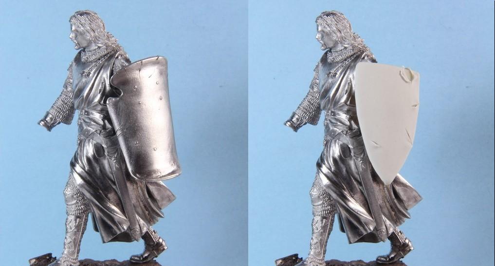 Chevalier Français XIV siècle - Romeo 75 mm - par marco- Terminé IMG_0749b_zps57e164cc