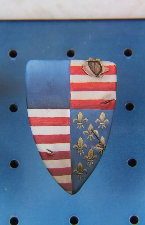 Chevalier Français XIV siècle - Romeo 75 mm - par marco- Terminé IMG_0824_zps655f684d