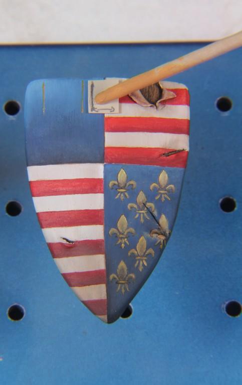 Chevalier Français XIV siècle - Romeo 75 mm - par marco- Terminé IMG_0825_zps9323105b