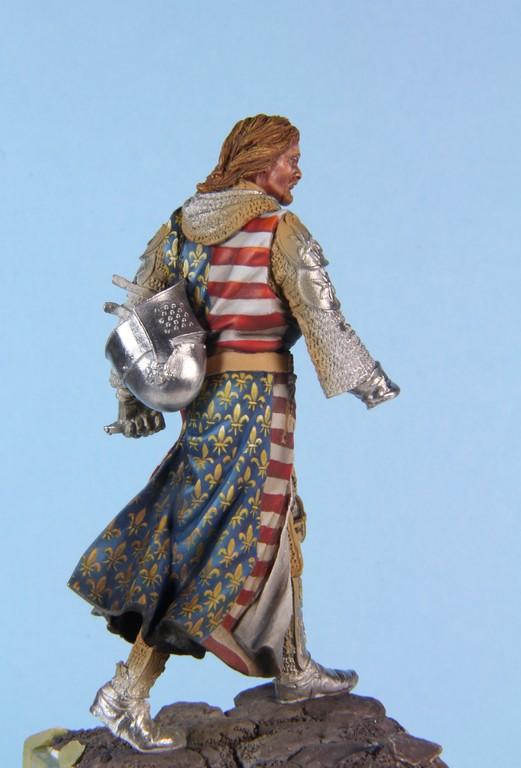 Chevalier Français XIV siècle - Romeo 75 mm - par marco- Terminé IMG_0874_zps23d13962