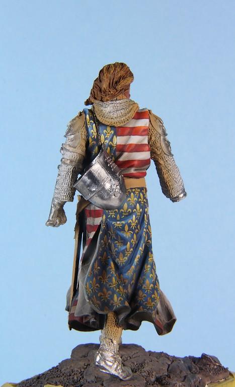 Chevalier Français XIV siècle - Romeo 75 mm - par marco- Terminé IMG_0875_zpsd3607047