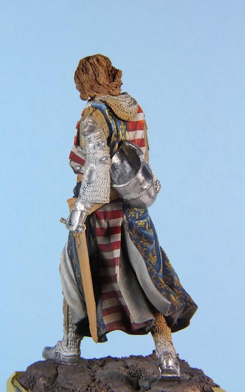 Chevalier Français XIV siècle - Romeo 75 mm - par marco- Terminé IMG_0876_zps1cadbf20