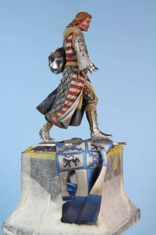 Chevalier Français XIV siècle - Romeo 75 mm - par marco- Terminé IMG_0878_zps2f7dbd4b