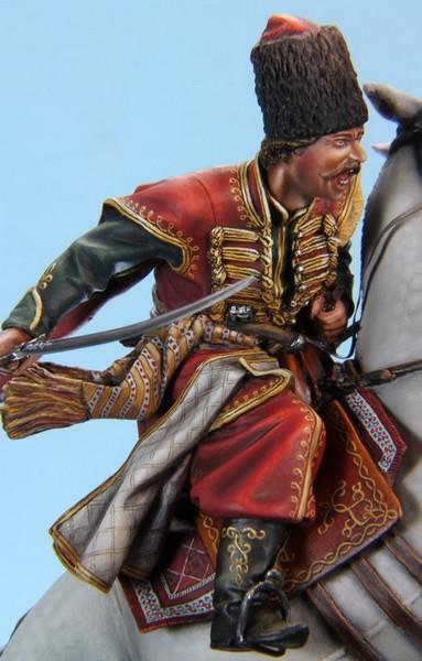 Chef d'Escadron Cosaque XVII-XVIIIème Siècle -par Marco - PHOTOS FINALES - Page 2 IMG_2601a_zpsxfuuh2u1