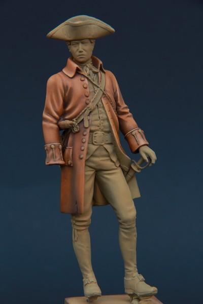 Guerre d'indépendance Américaine 1775 - Minuteman 75mm les photos... IMG_0081_zps1037f322