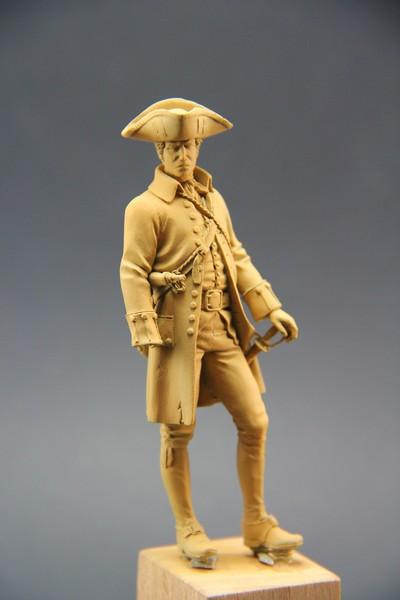 Guerre d'indépendance Américaine 1775 - Minuteman 75mm les photos... IMG_9985_zpse9292464