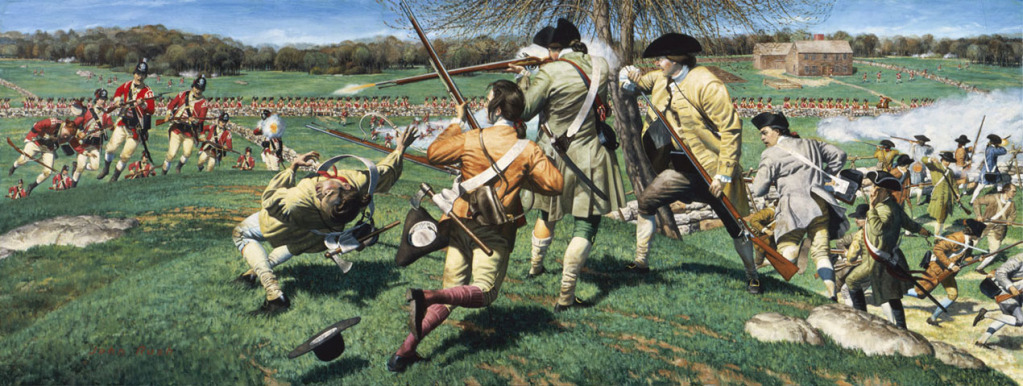 Guerre d'indépendance Américaine 1775 - Minuteman 75mm les photos... Lex_zps519b5bb9