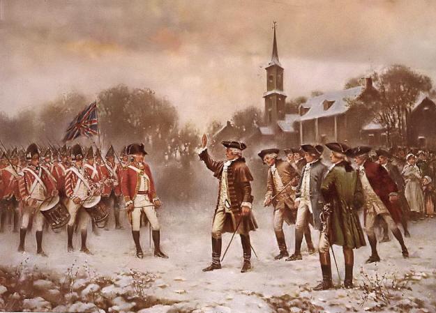 Guerre d'indépendance Américaine 1775 - Minuteman 75mm les photos... Minutemen-revolutionary-war_zpsc6dbe68f
