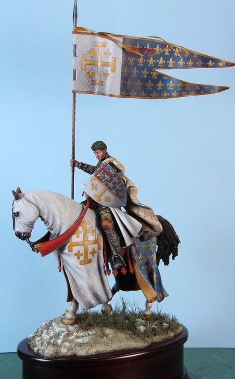 Chevalier porte - Etendard fin XIII ème - Photos finales - Page 2 Porte%20ban%20Ch%20Anj%201_zpsinkhdplc