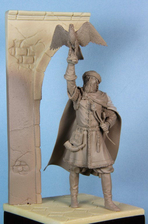 Prince Russe XIIème siècle -  75mm - par marco - PHOTOS FINALES... IMG_0972_zps08f414cf