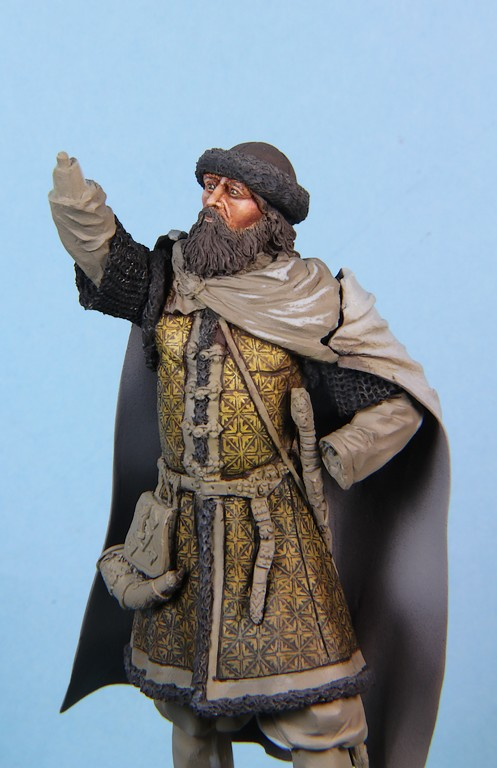 Prince Russe XIIème siècle -  75mm - par marco - PHOTOS FINALES... IMG_1119_zps8606c05d