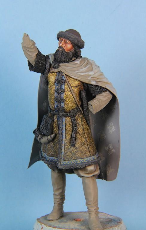 Prince Russe XIIème siècle -  75mm - par marco - PHOTOS FINALES... IMG_1127_zps198ee508