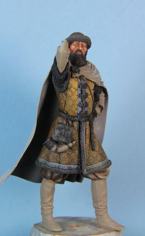 Prince Russe XIIème siècle -  75mm - par marco - PHOTOS FINALES... IMG_1129_zpsffcc463f