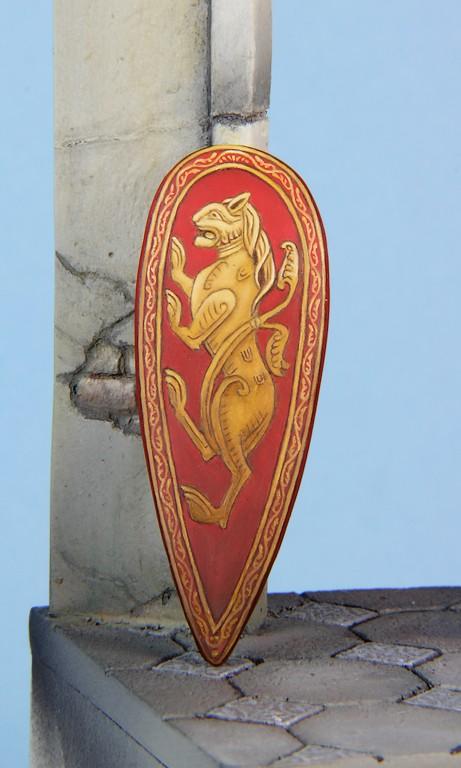 Prince Russe XIIème siècle -  75mm - par marco - PHOTOS FINALES... IMG_1359_zps055bb376