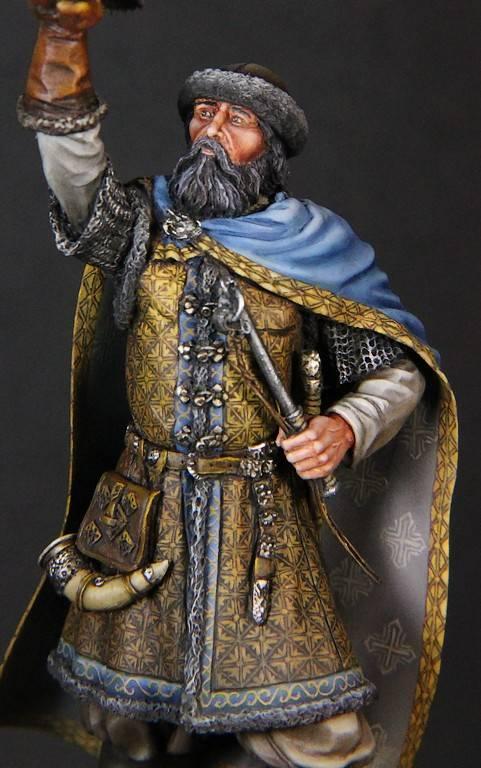 Prince Russe XIIème siècle -  75mm - par marco - PHOTOS FINALES... - Page 2 IMG_1534_zpsc1d47533