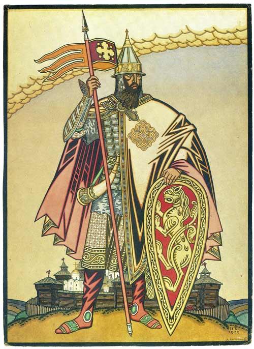 Prince Russe XIIème siècle -  75mm - par marco - PHOTOS FINALES... Igor_zps775bc869