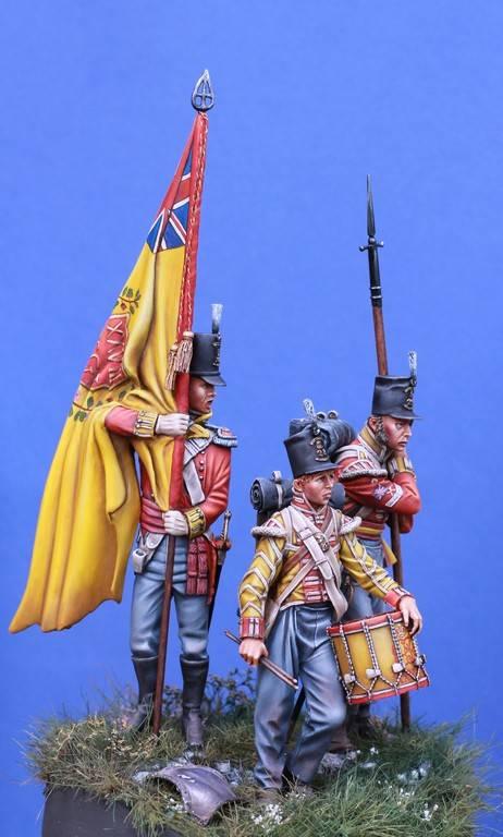 Bataille des quatre bras 1815 - 28th Foot - scénette ; suite et fin Photos finales - Page 2 IMG_4490