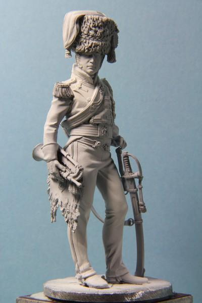 Trompette Major 2ème Régiment des Lanciers de la Garde 1811 IMG_8869